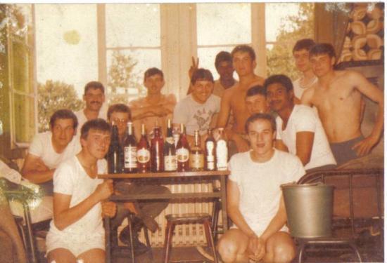 1981 Chantier de Creil