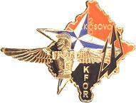 KOSOVO KFOR 2000