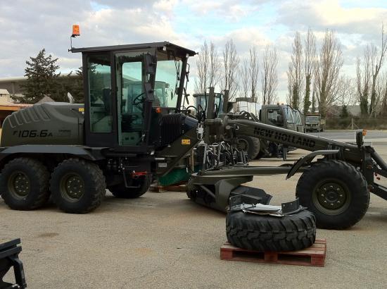 New Holland F106 6A