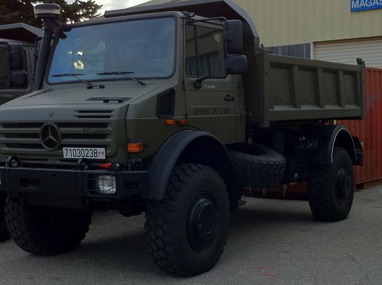Mercedes U5000
