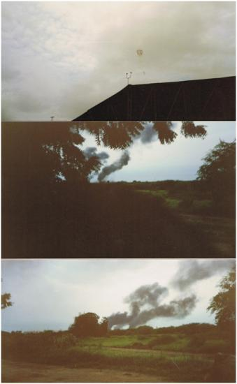 A N'djamena au matin du 7 septembre 1987…